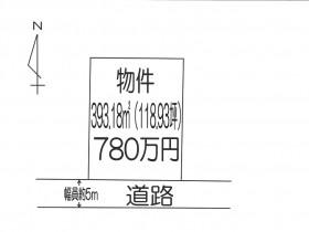 木島様区画図