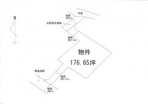 冨田区画図